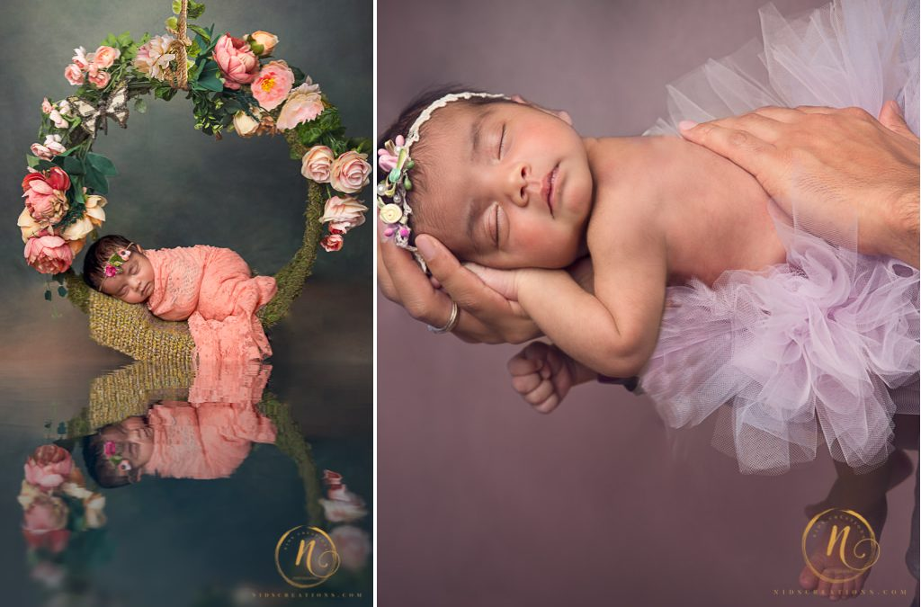 NEWBORN SESSION : BABY MAEHER