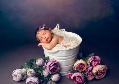 newborn baby photographer in Bentonville AR