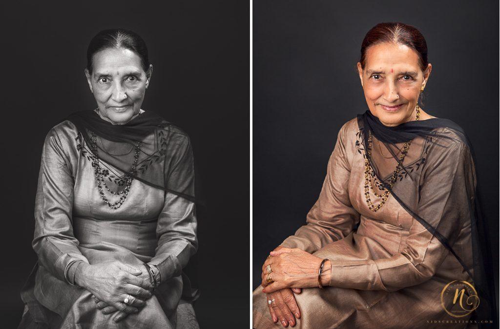 50 DAYS OVER 50 PORTRAITS