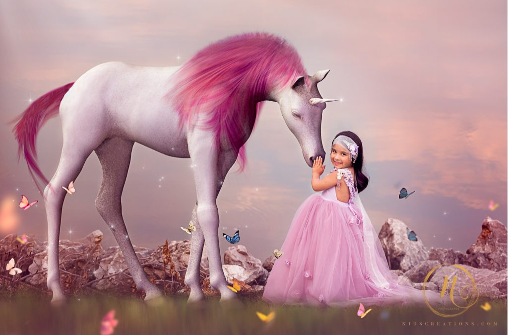 PRINCESS AND UNICORNS