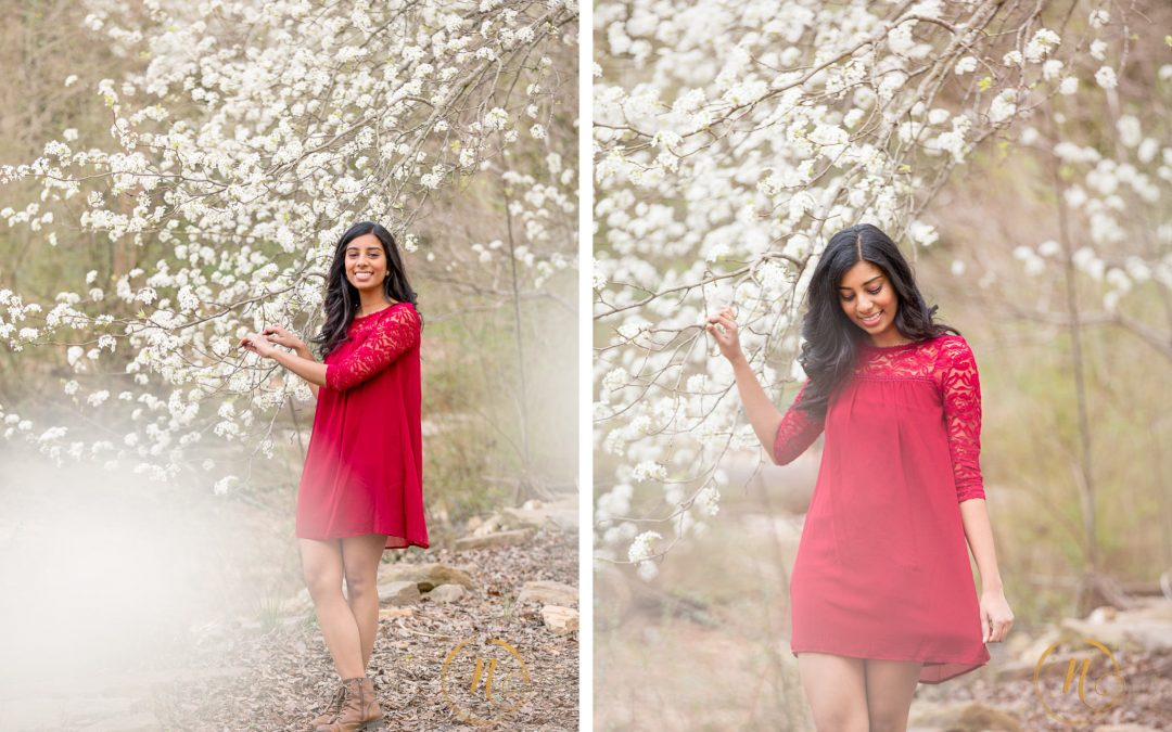BENTONVILLE HIGH SCHOOL SENIOR, AMIRTHA
